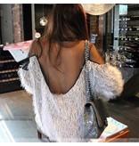 Fluffy Knitwear Sweater