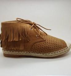 Fringe Boot