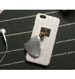 Luxury iPhone Case White