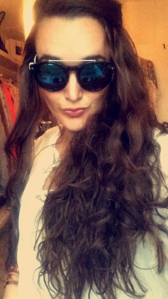 Sunglasses Blue