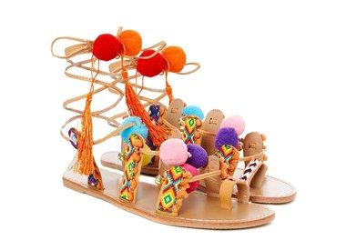 Sandaaltjes