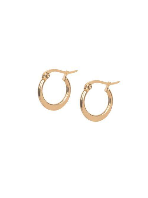 Ellen Beekmans  Golden Earrings (1,5)