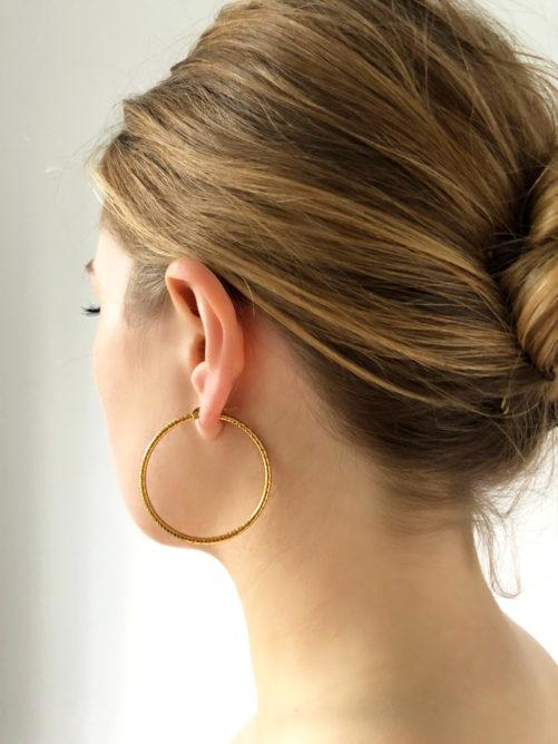 Ellen Beekmans  EARRINGS (4.5CM)