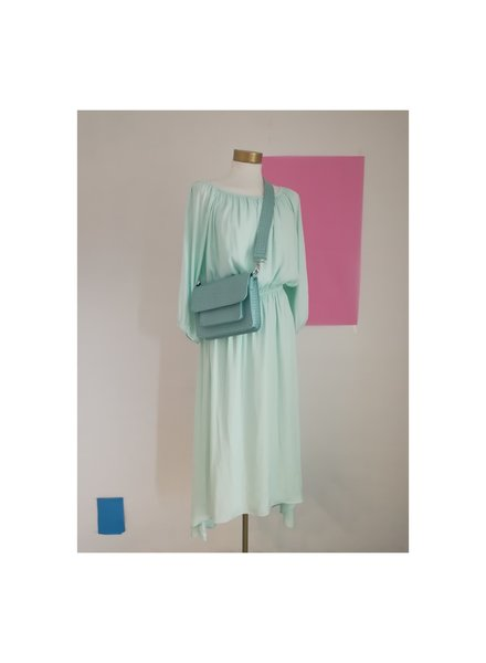 mbyM MELAN DRESS - MOONLIGHT JADE