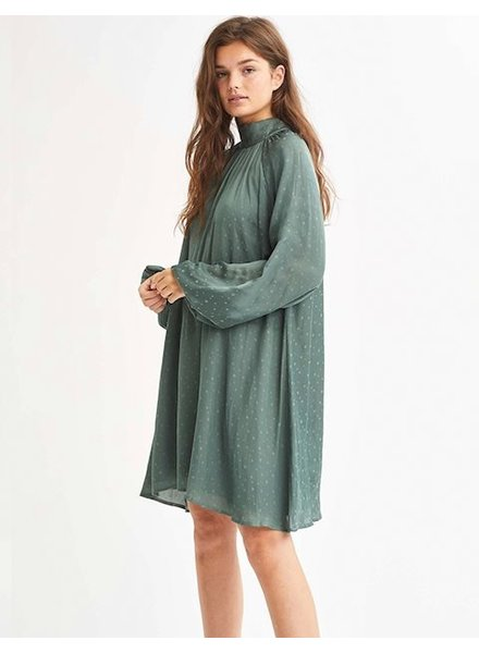 mbyM LENNA DRESS - GREEN