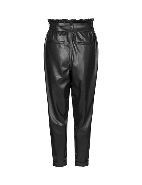 mbyM EMILIANE PANTS - BLACK