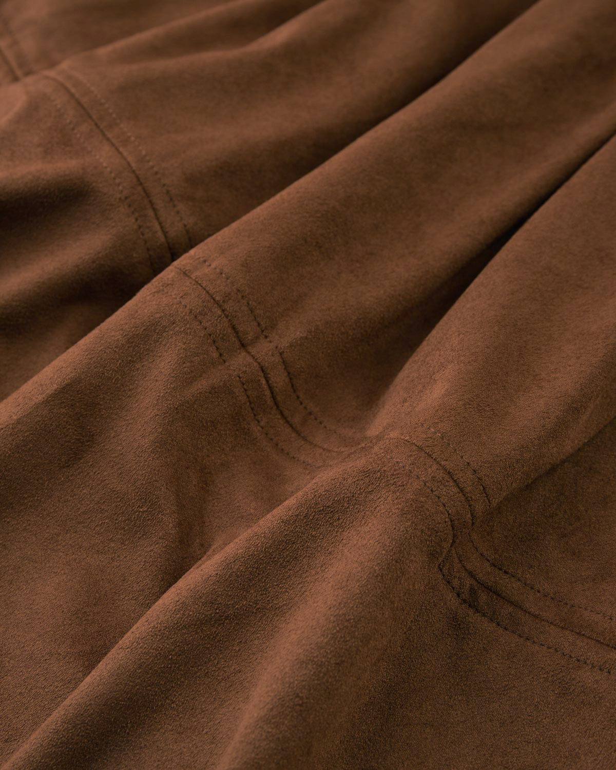 Moves by minimum KIA SHORT SKIRT - BROWN
