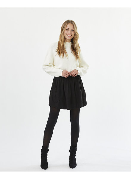Moves by minimum KIA SHORT SKIRT  - BLACK
