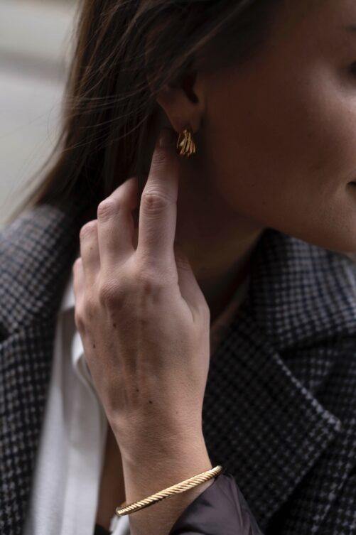 Ellen Beekmans  3-PIECE EARSTUDS (2.5CM)