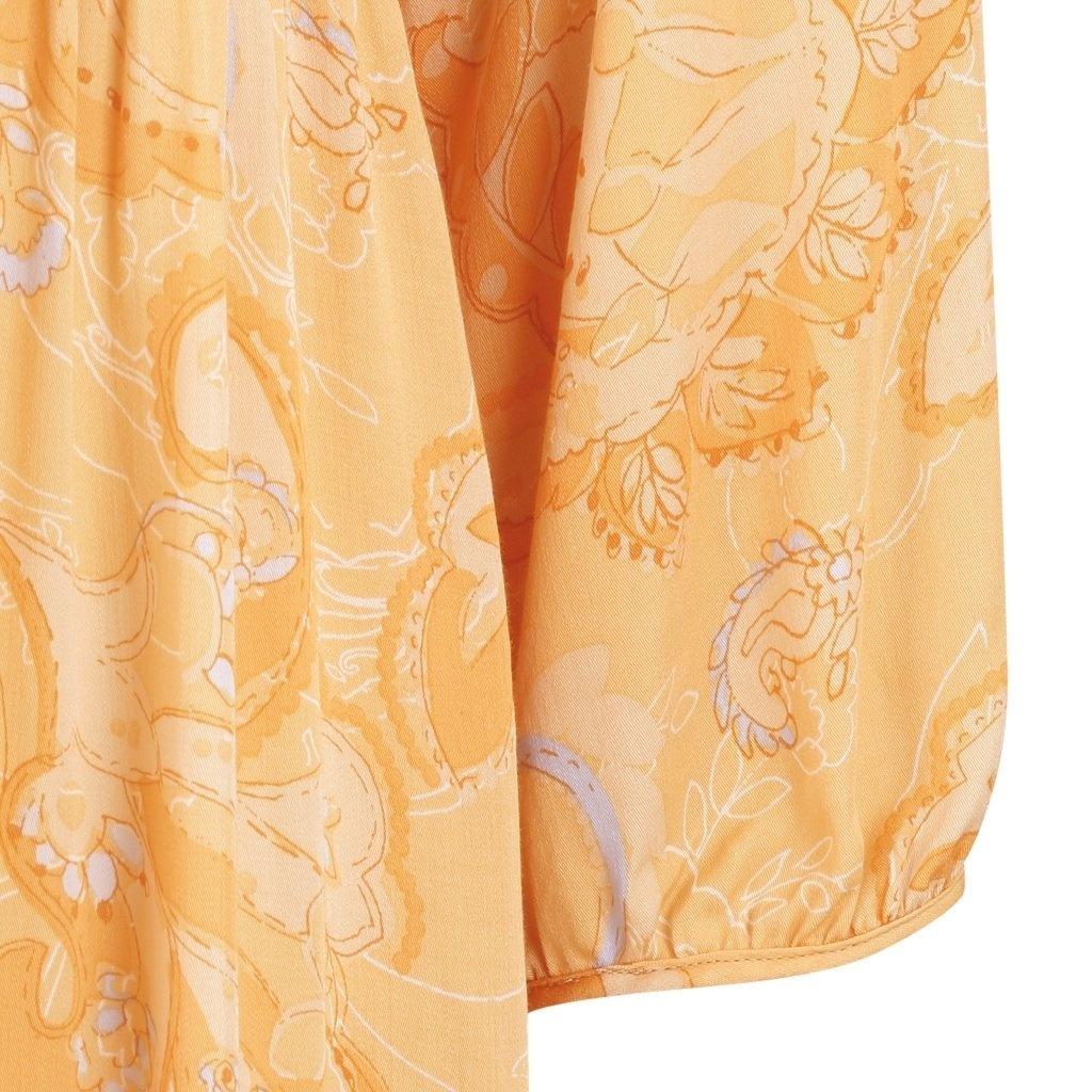 SoftRebels SRPENNIE DRESS - PAISLEY PRINT