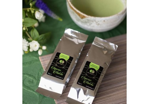 Mr & Mrs Tea Navulverpakkingen Matcha Premium Ceremonial ★★