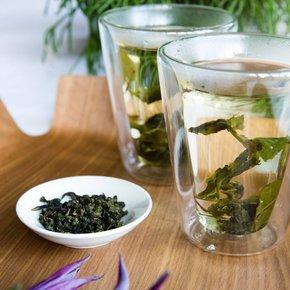 Formosa Jade Oolong Thee