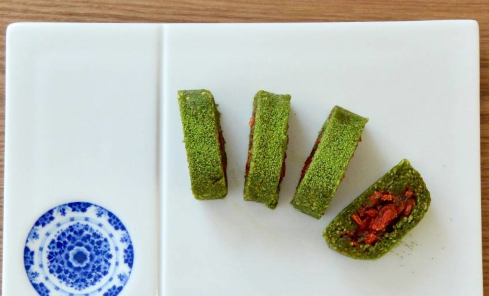 Superfood Matcha Rolls