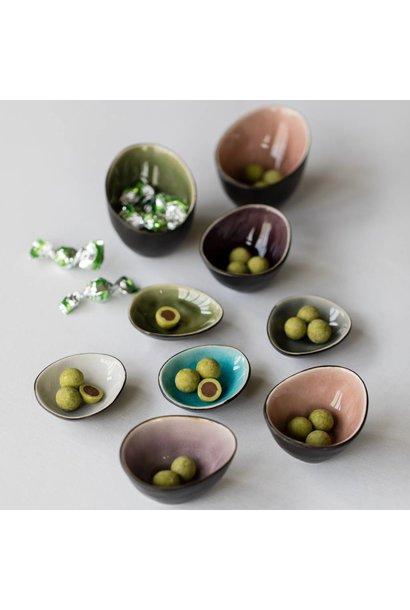 Chocolade Matcha Mini Marbles