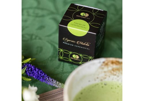 Mr & Mrs Tea Matcha Premium Ceremonial ★★