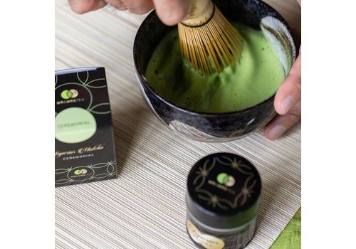 Mr & Mrs Tea Matcha Ceremonial ★
