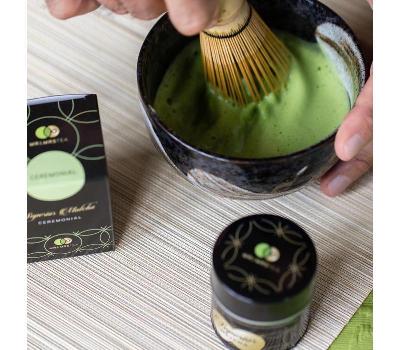 "Superior Matcha Ceremonial ★ Om ""Ususha"" te drinken"