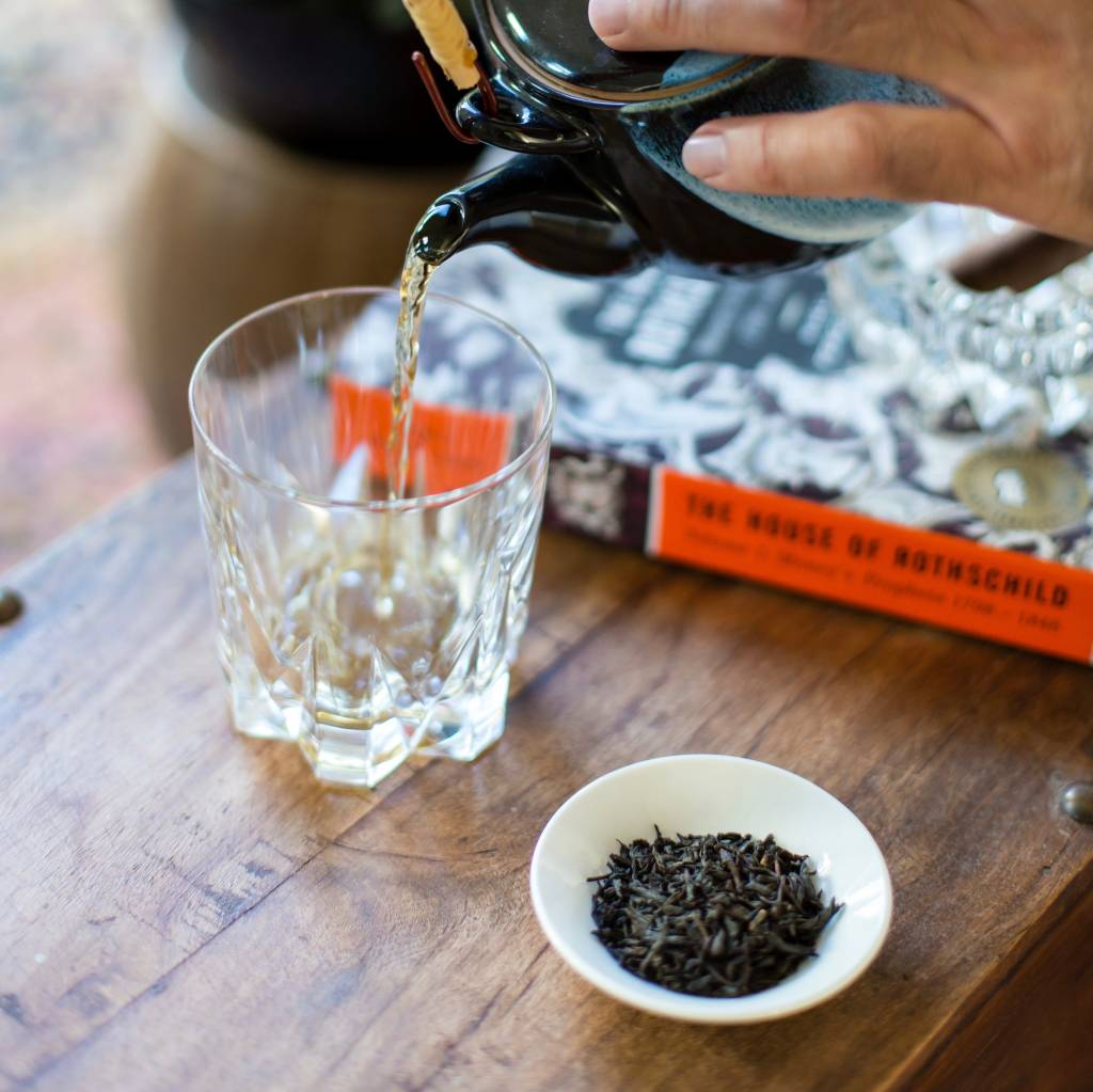 Lapsang Souchong - Zwarte gerookte thee-2
