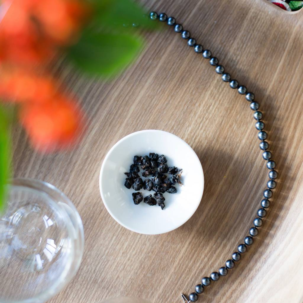 Formosa Dark Pearl Oolong - Oolong thee-1