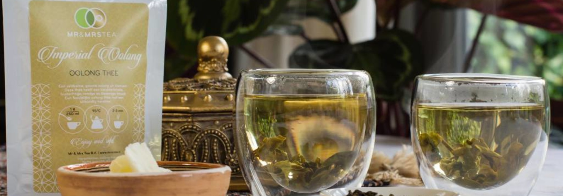 Vietnam Imperial Oolong - Oolong thee