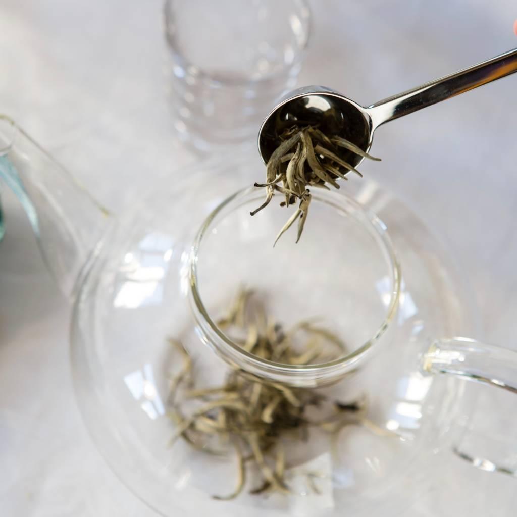 Silver Needle - Bai Hao Yin Zhen - Witte Thee-1