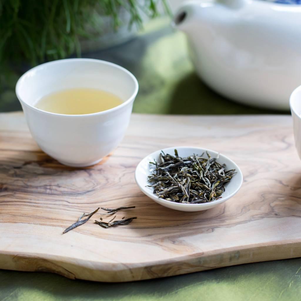 Green Summit - Tian Mu Qing Ding - Groene Thee-1