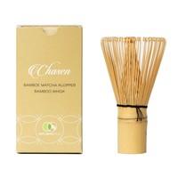 Bamboe matcha klopper