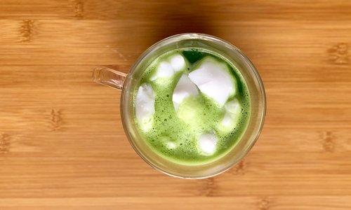 Matcha Latte #1
