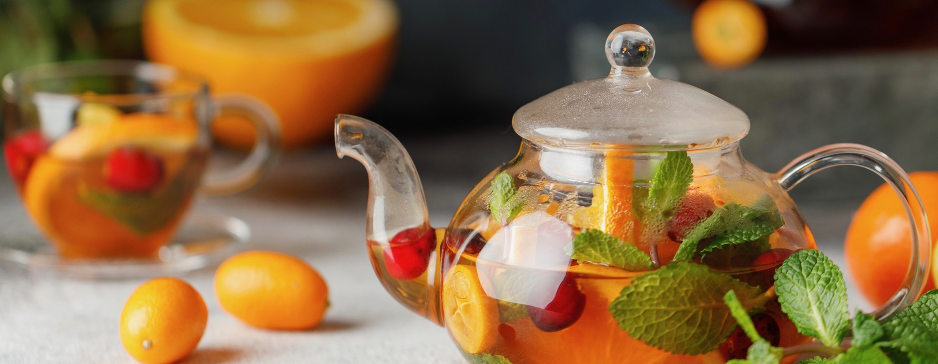 Fruit thee melange