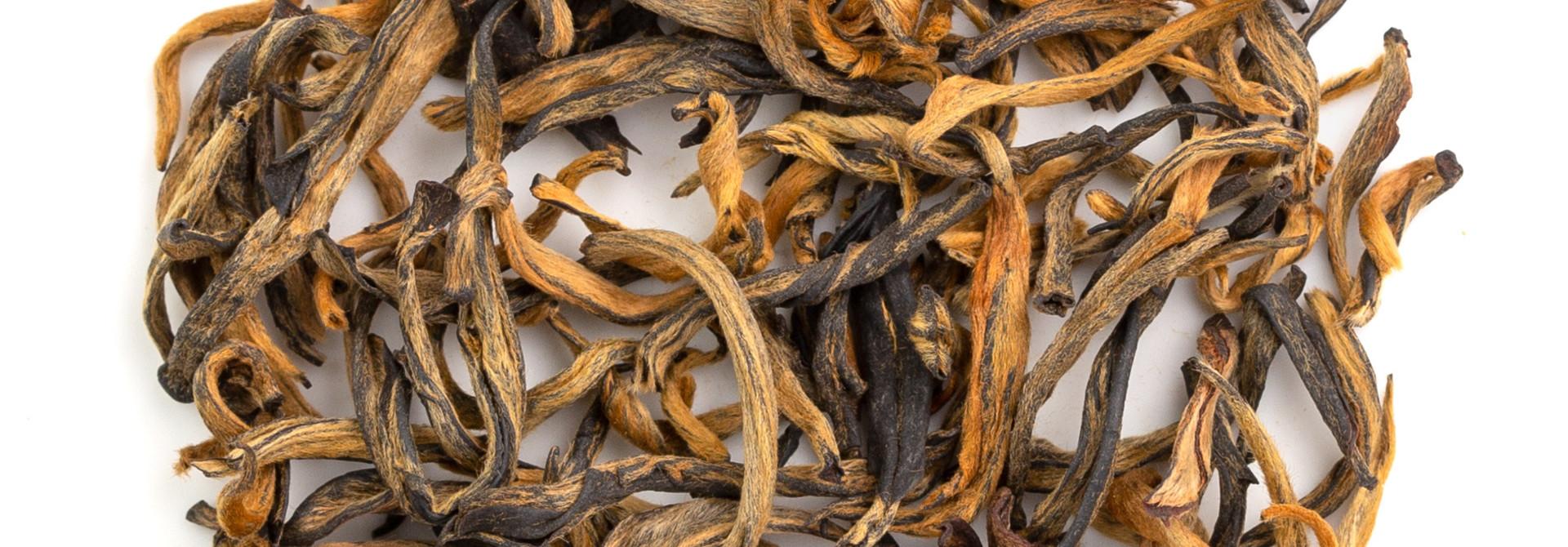 Yunnan Golden Tippy - Zwarte thee