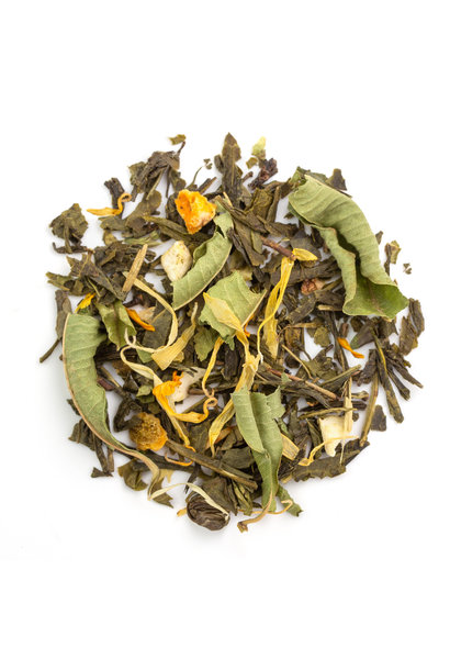 Mellow Mandarin - Groene Thee