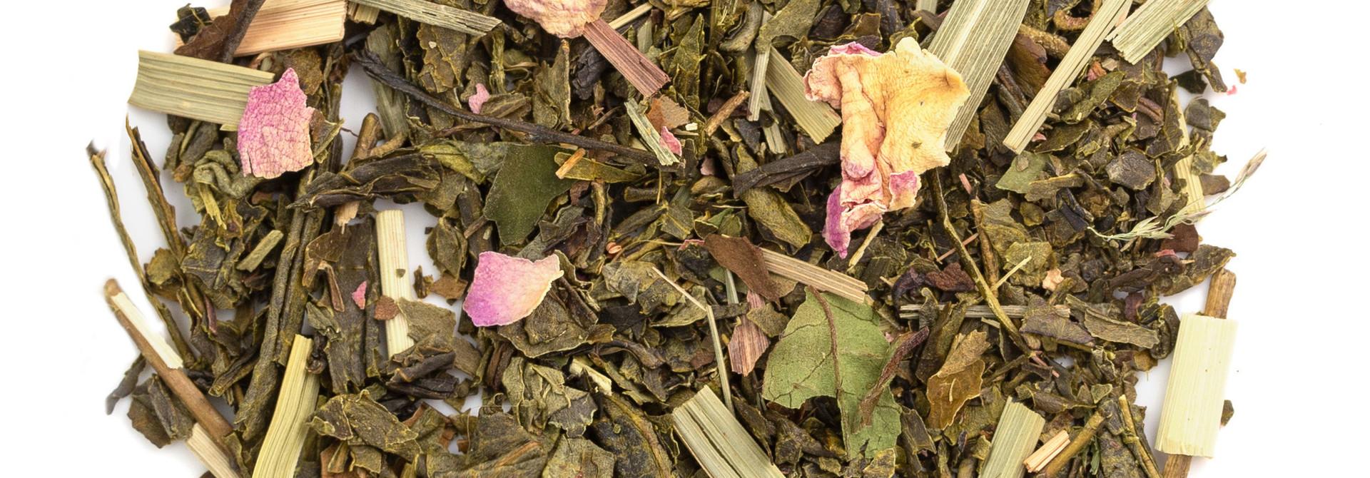 Lady in Pink met frambozen bergamot smaak