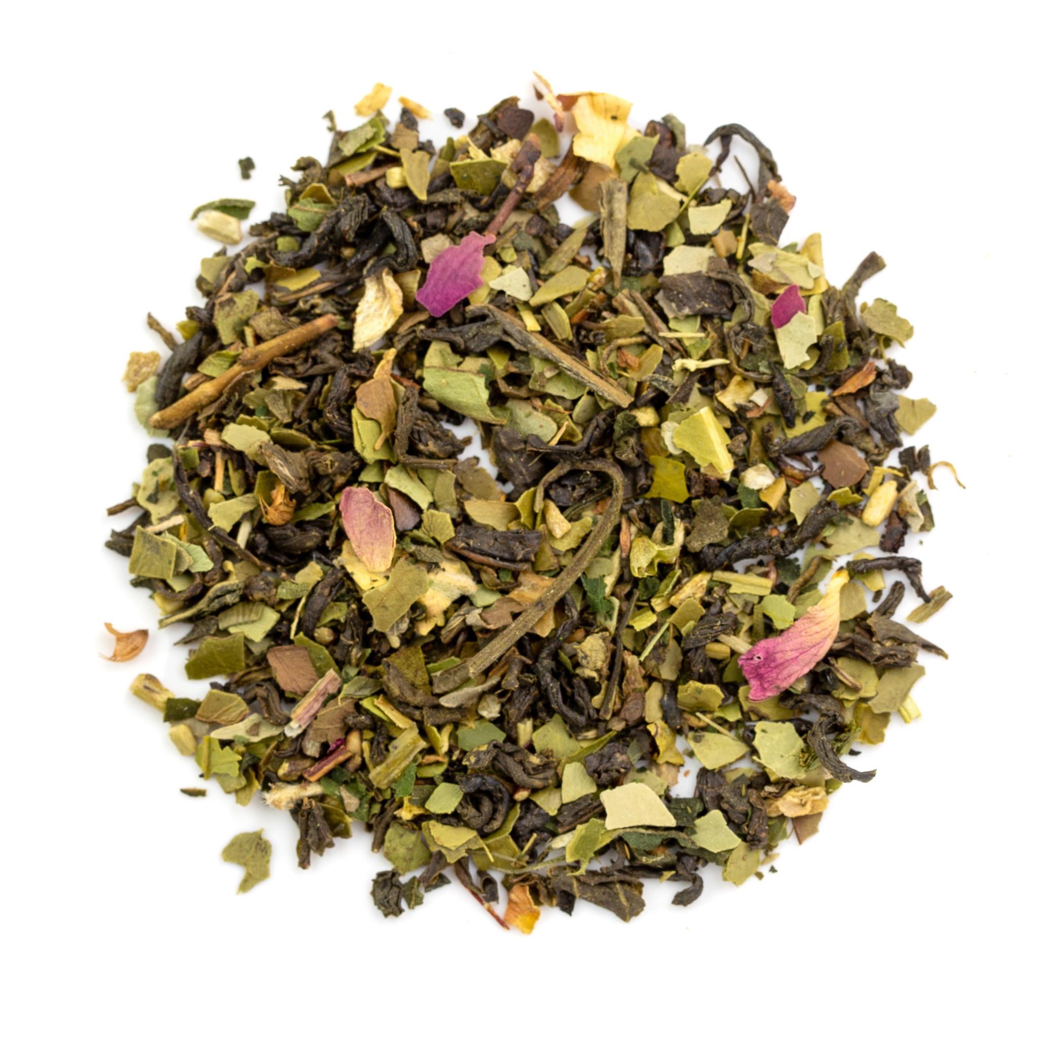 Fasting Tea grapefruit gember smaak-1