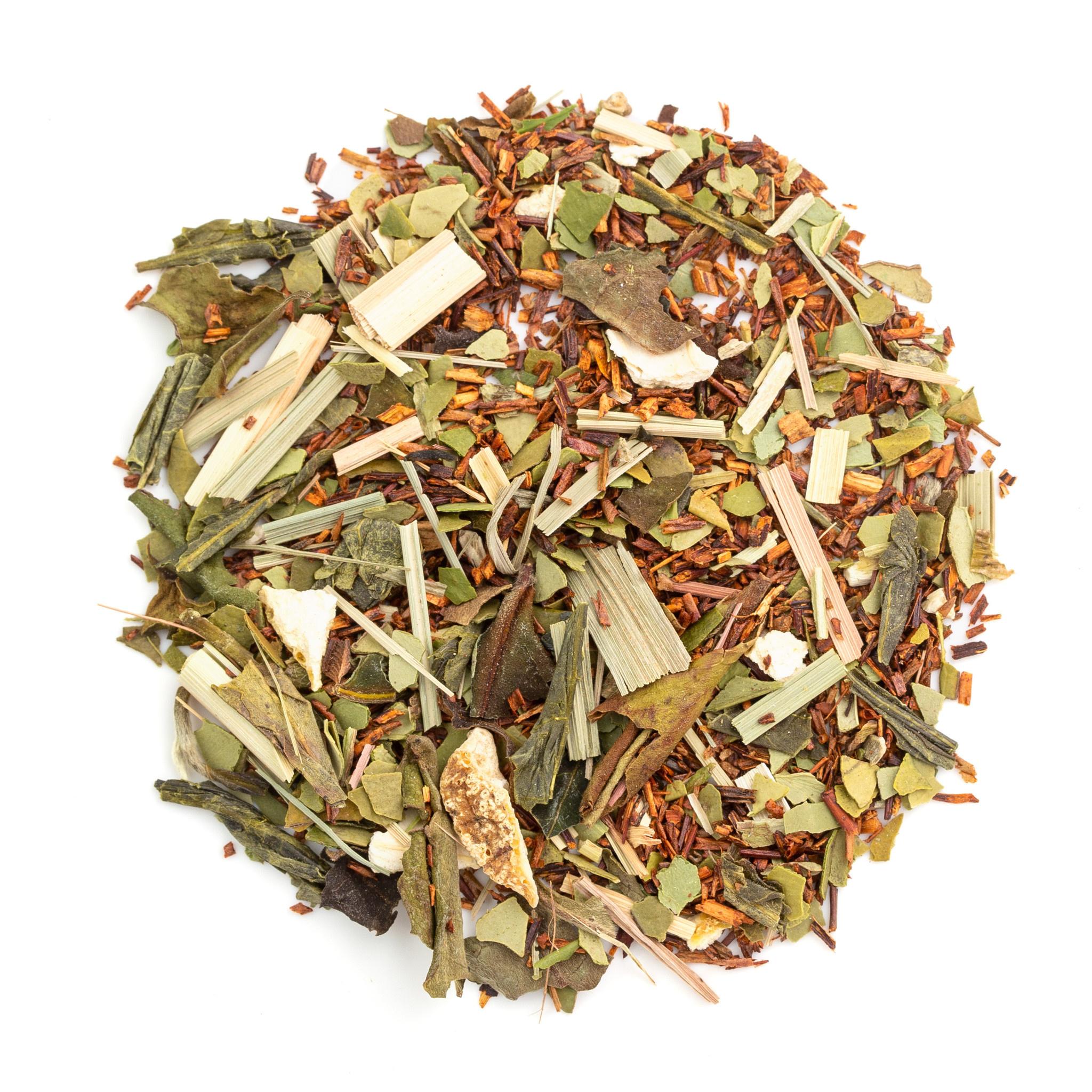 Slim Tea met mate, witte en groene thee-1