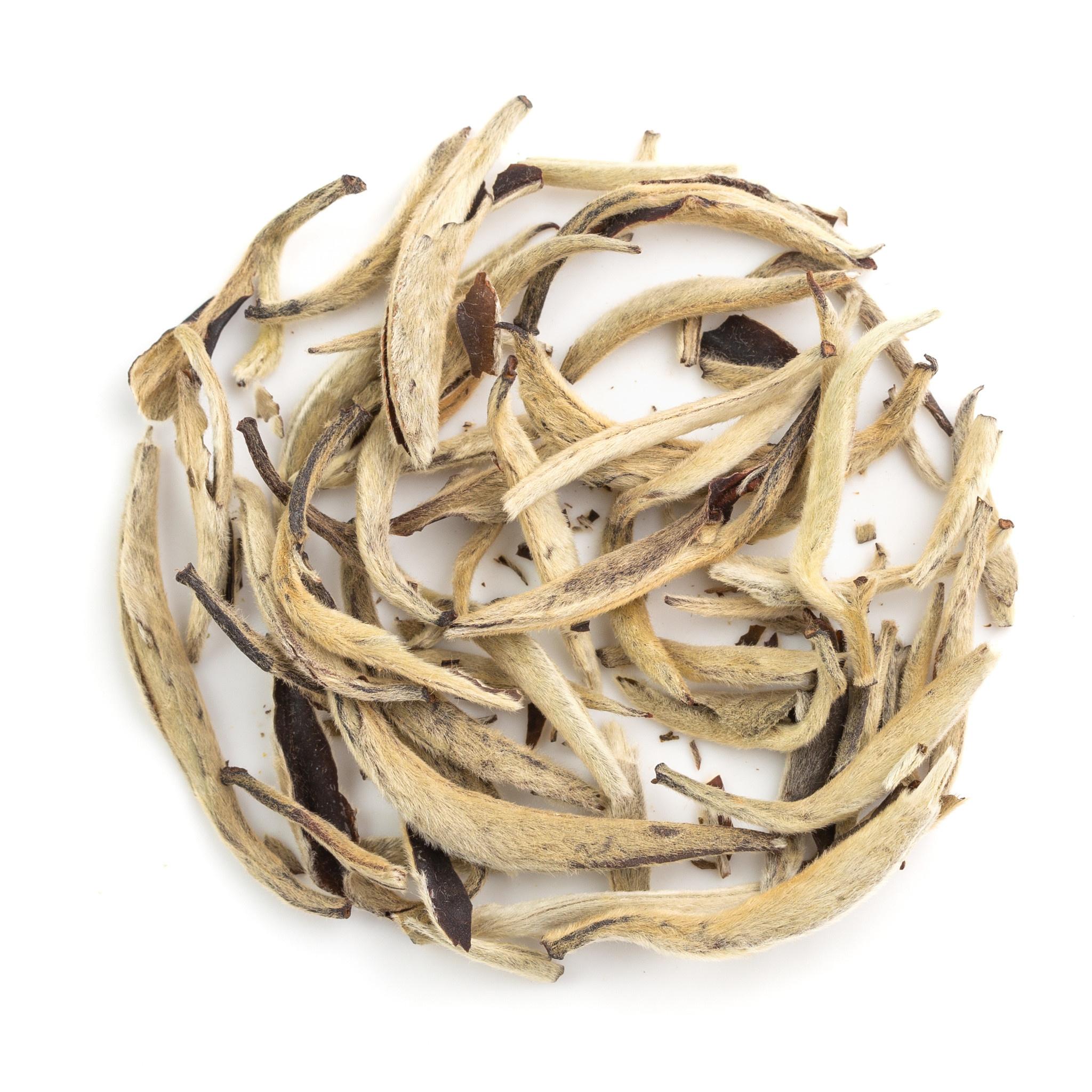 Silver Needle - Bai Hao Yin Zhen - Witte Thee-2
