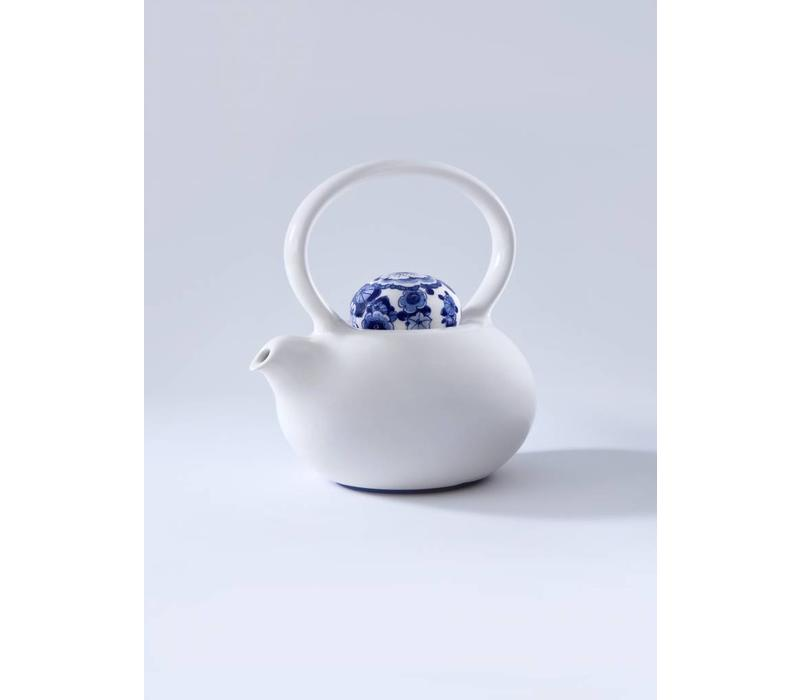 Royal Delft - Blue Belly design theepot