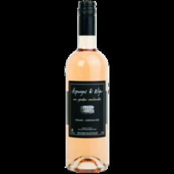 Asperges & Wijn Syrah - Grenache