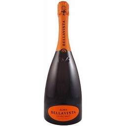 Bellavista Cuvée Brut 'Alma Orange Label'