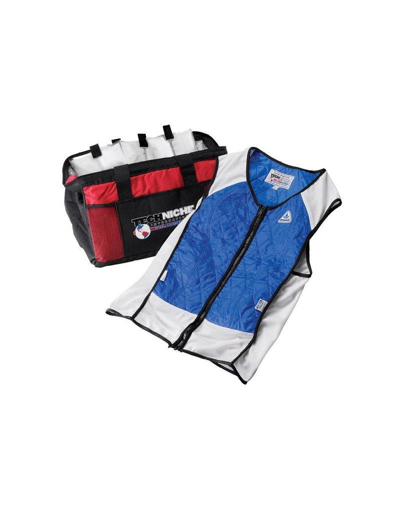 HyperKewl Hybrid Cooling Sport Vest Blue