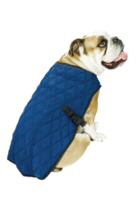 Aqua Coolkeeper Dog Cooling vest Pacific Blue