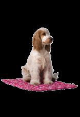 Aqua Coolkeeper Dog Cooling pad Roses