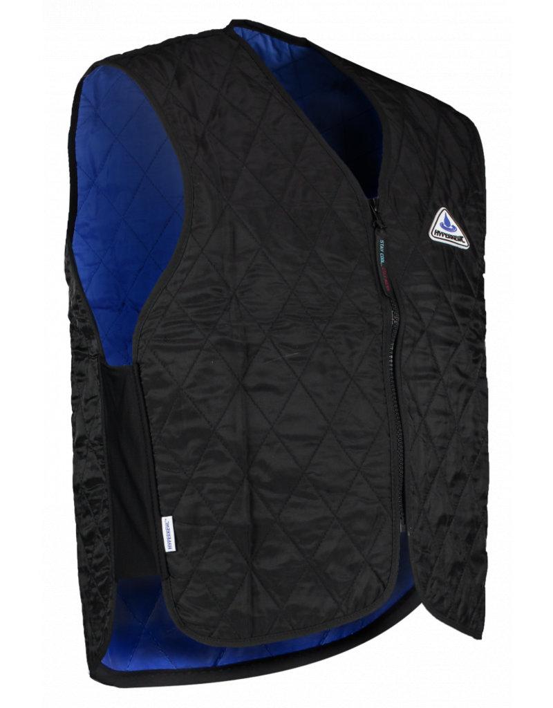HyperKewl Evaporative Cooling Vest - Sport Black