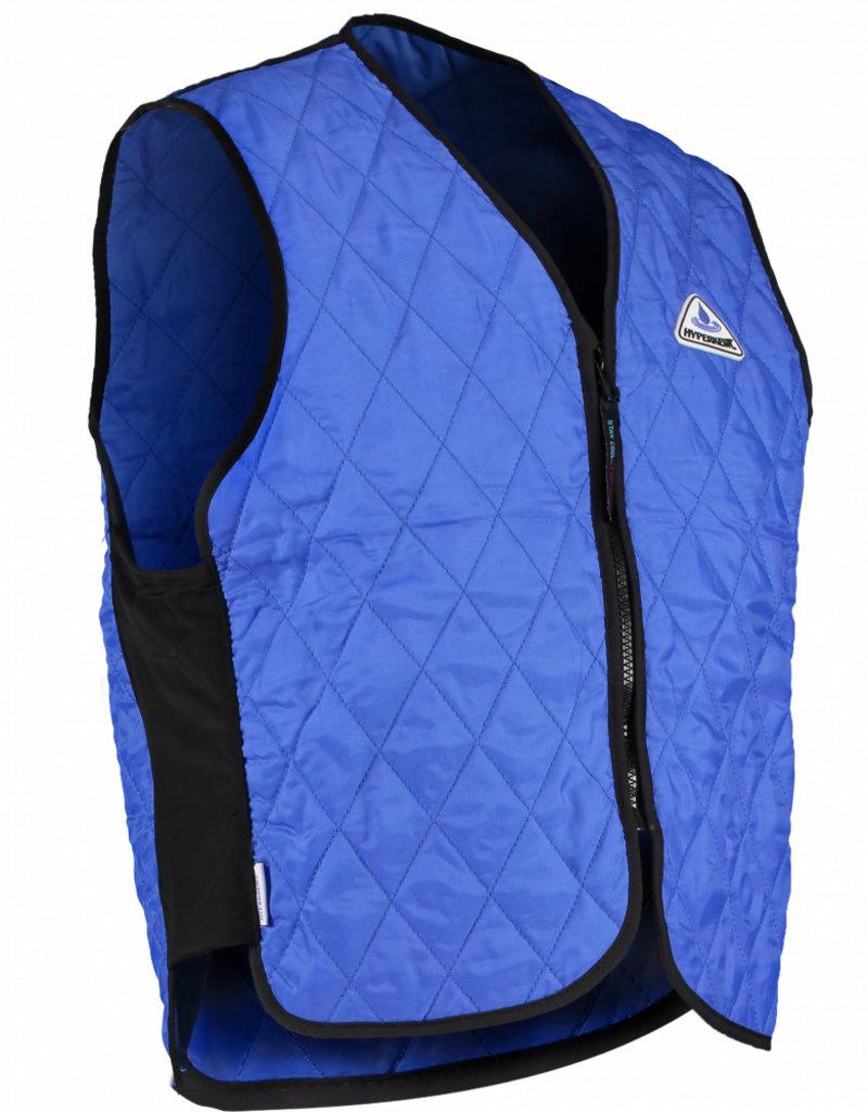 HyperKewl Evaporative Cooling Vest - Sport Blauw