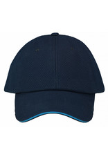 HyperKewl Aerochill Cooling Cap Navy Blue