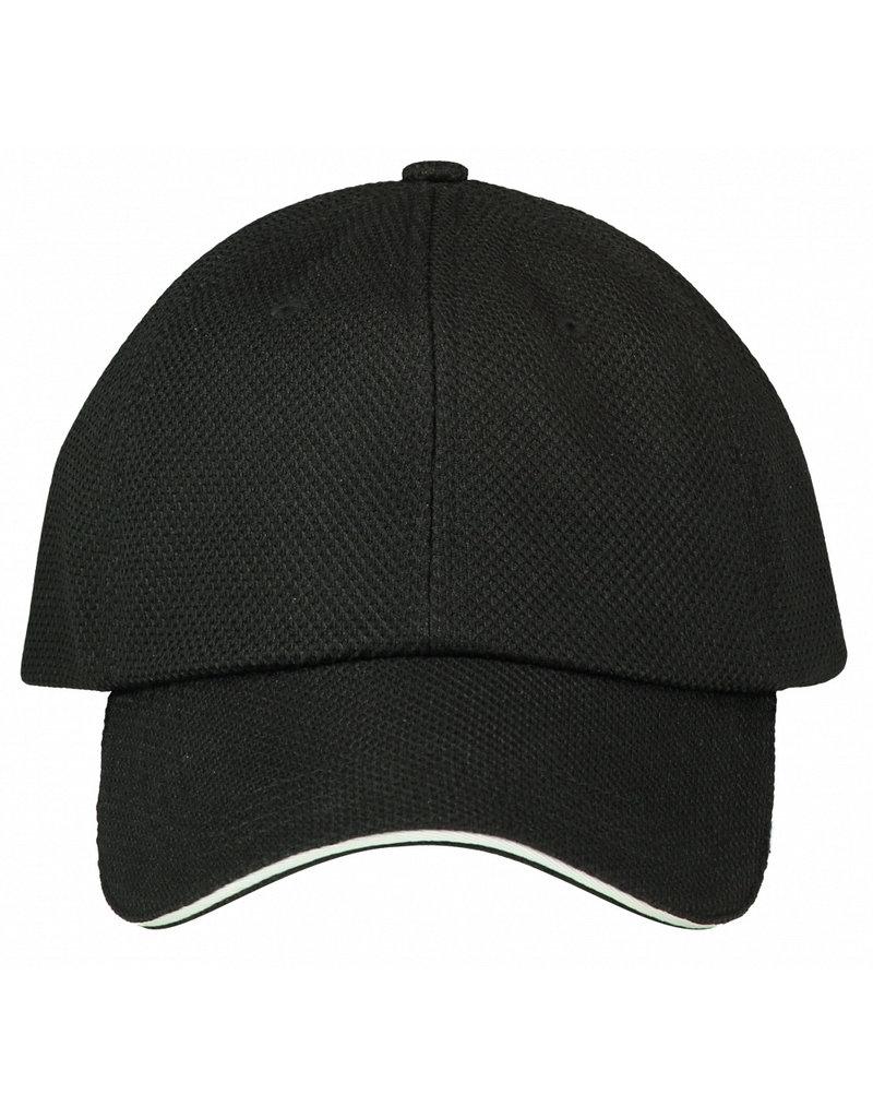 HyperKewl Aerochill Cooling Cap Black White