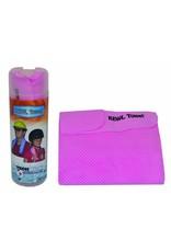 Techniche Cooling Towel Roze