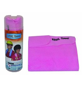 Techniche Cooling Towel Roze