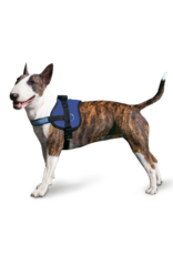 Aqua Coolkeeper Honden Koeltuigje Survival Harness Pacific Blue