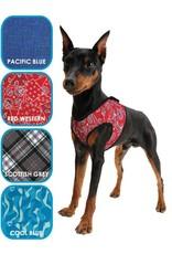 Aqua Coolkeeper Pet Cooling harness Cool Blue