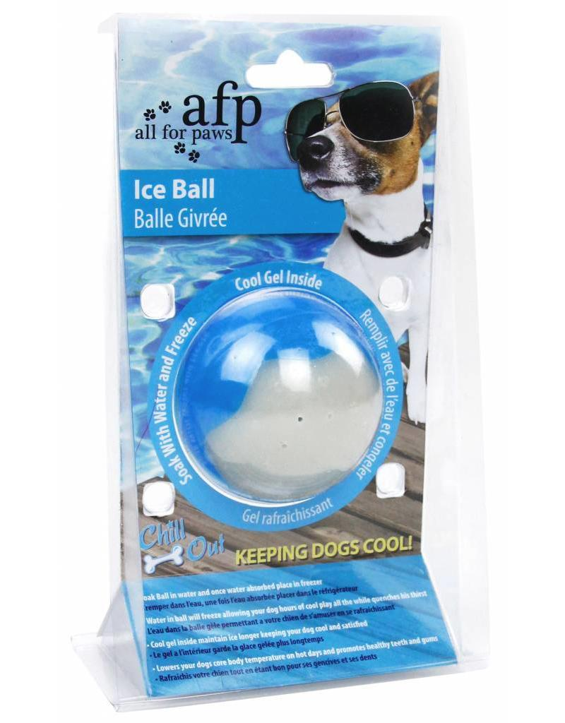 AFP Dog cool toy Ice Ball